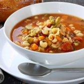 [Receita] saborosa sopa minestrone